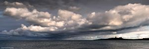 The castle under the clouds by LordLJCornellPhotos