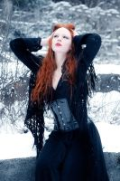Shades of Winter IV by Nightshadow-PhotoArt