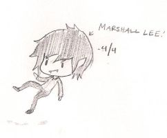 Mini Marshall Lee by Horris-chan