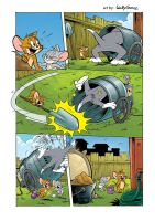 tom and jerry 3 by wallygomez
