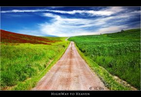 Highway to Heaven... by Marcello-Paoli