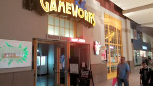 Gameworks Interior Entrance by BigMac1212