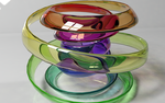 spetrum glass coil by DimensionSifter