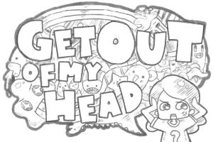 Doodle: Get Out of My Head by ahwKEI