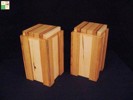 J.M. Woodworx BOXES (7) by Brasspineapple