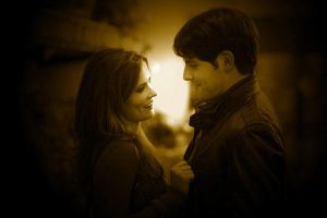 Nick and Juliette ... Grimm by arweenh