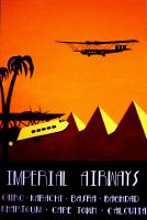 Imperial Airways 1 by DecoEchoes