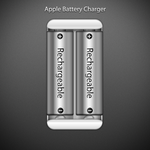 Apple Battery Charger by pygoscelis