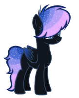 Midnight Pony OTA CLOSED by Amazing-Max
