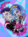 Slo and Ghoulia by mi-chie