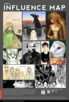 My Influence Map by Arbetta