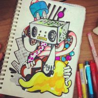 Music Beats the Flow! by CNsArto