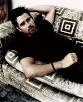 Colin Farrell by blur0