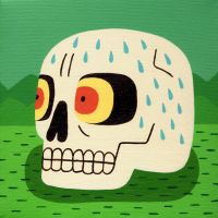 Skull's Head by Teagle