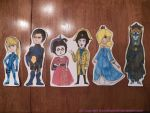 Paper Dolls by DanaNicole96