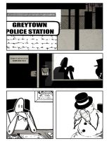 Robot Detective Investigative Report - Page 1 by Shira-chan