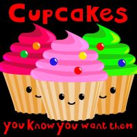 Cupcakes, you know you want'm by AidanAsha
