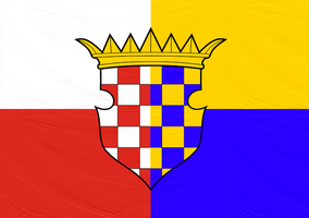 Kingdom of Two Croatias by kasumigenx