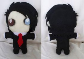 Marilyn Manson Plush Doll by TatsuoMizushima