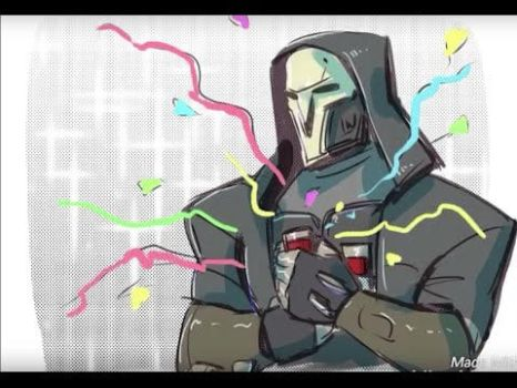 Happy b-day Mike by Themurderbots210X