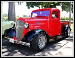 Classic Chevy Truck by StallionDesigns