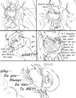 How it should have ended SC+CP 6 by crystalblackrose