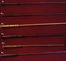 Wand Selections by BlackRoseBandKitsune