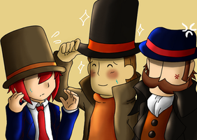 Hat Switch by Rugi-chan