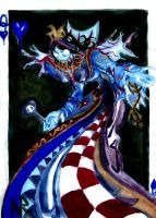 The Queen of Hearts by MilkToothCuts
