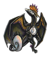 :Crystal Protector: Dream Glass by dracona-fin
