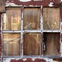 Six of panes by RichardLeach