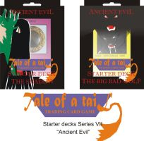 Start Deck: Series 7 by roy9th