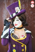 Mad Moxxi: Tip of the hat by Enasni-V