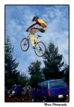 Freestyle Mountainbiking by manaphoto