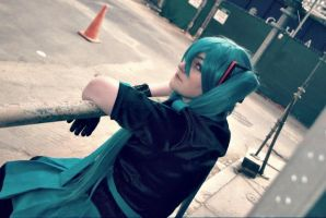 Miku. by Theycansurvive