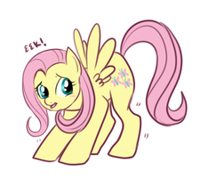 Flutterscared by lulubellct