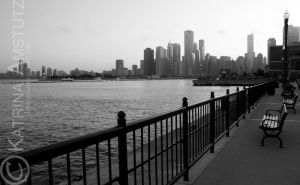 View from Navy Pier by Uncaged