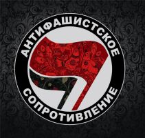 Antifascist Action Russia by marmontx