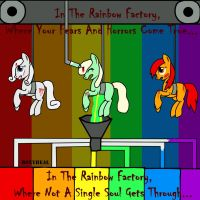 The Rainbow Factory by RoxyHeal