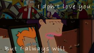 I don't love... but I always will by Kataang102