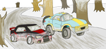 Snowstorm? You Mean Rally Weather! by AgelessAgera