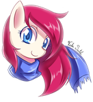 MLP Neck Up drawing - HungrySohma by Banzatou