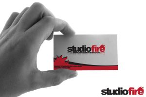 StudioFire BusinessCard by bigdiZZay