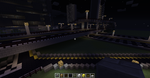Minecraft - Interstate Interchange by Mamamia64