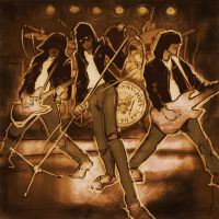 Ramones Album Cover by johnstiles