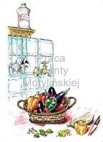 In the Kitchen by jolabrodnica