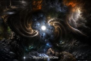 Realm Of Fractal Chaos CRTXR by xzendor7