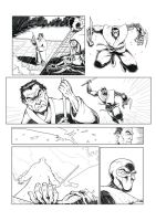Just-a-flesh-wound-page2 by Joshuakop
