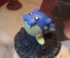 Spheal Figure by LaPopeArmadillo