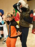 A AND G Ohio Naruto Cosplay by SukerForTheCardGames